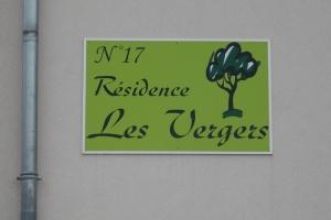 PANNEAU - RESIDENCE LES VERGERS