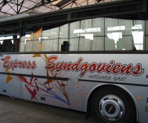 VEHICULES - BUS - EXPRESS SUNDGAUVIENS