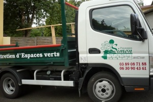 VEHICULES - CAMIONS - PAYSAGES SIMON