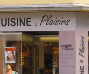 ENSEIGNES - ENSEIGNES PLANES - CUISINE ET PLAISIR