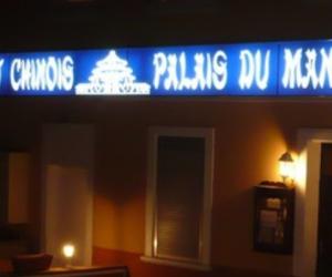 ENSEIGNES - ENSEIGNES PLANES - LE PALAIS