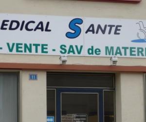 ENSEIGNES - ENSEIGNES PLANES - MEDICAL SANTE