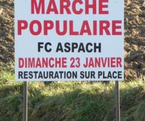 SIGNALETIQUE - PANNEAUX - FC ASPACH
