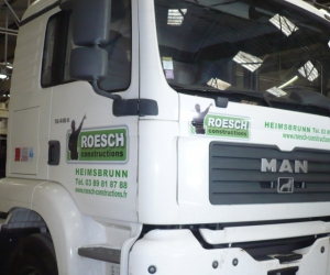 VEHICULES - CAMIONS - ROESCH