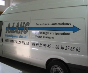 VEHICULES - UTILITAIRES - LANG