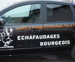 VEHICULES - VOITURES - BOURGEOIS