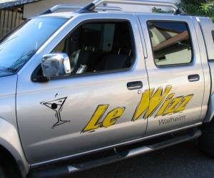 VEHICULES - VOITURES - LE WIZZ